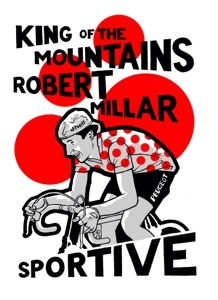 Scotsman Robert Millar dominated European professional cycling and the King of the Mountain contests. His namesake sportive is some challenge!