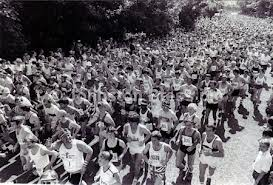 1984 Sheffield Marathon (Jol came 48th!)