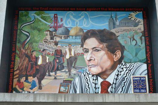 800px-Palestinian_Cultural_Mural_Honoring_Dr._Edward_Said