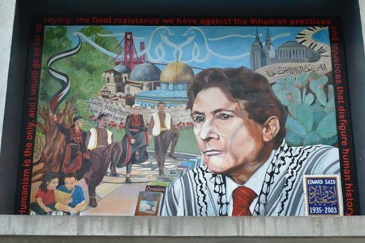 800px-Palestinian_Cultural_Mural_Honoring_Dr._Edward_Said