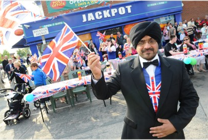 2014 UKIP candidate Sergi Singh (Hull Daily Mail)